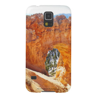Red Arch Samsung Galaxy S5 Case