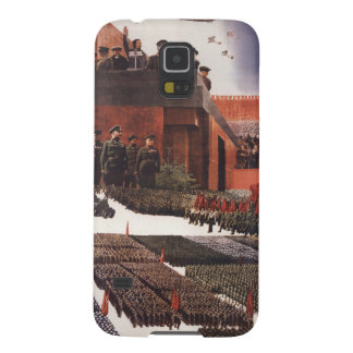 Red Army Galaxy S5 Case