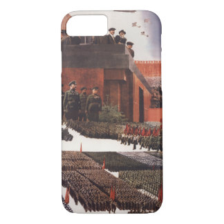 Red Army iPhone 7 Case
