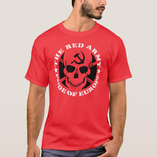 Red Army - Pride of Europe T-shirt