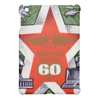 Red Army Signal Corps Case For The iPad Mini