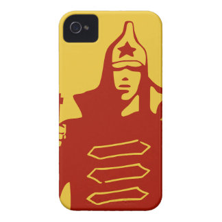Red Army Soldier iPhone 4 Case