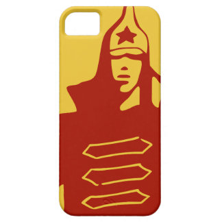 Red Army Soldier iPhone SE/5/5s Case