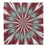 Red Arrow Medallion Bandana at Zazzle
