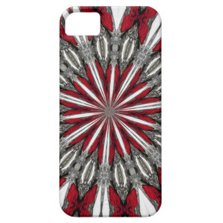 Red Arrow Medallion iphone 5 Case