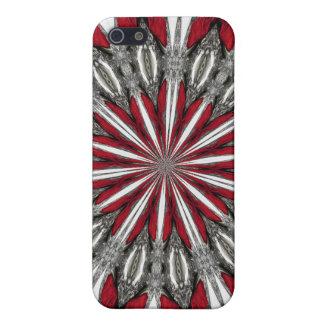 Red Arrow Medallion iPhone SE/5/5s Case