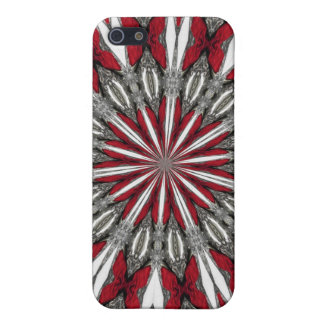 Red Arrow Medallion iPhone SE/5/5s Cover