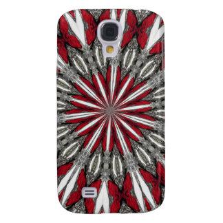 Red Arrow Medallion Samsung Galaxy S4 Case