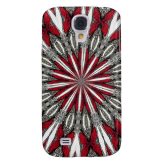 Red Arrow Medallion Samsung S4 Case