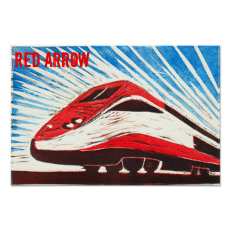 Red Arrow Posters