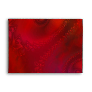 Red As the Flame Envelope