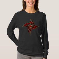 Red As the Flame Shirt