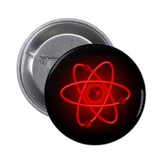 Red Atom Button