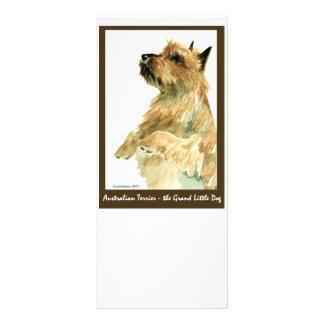 Red Australian Terrier Rack Cards