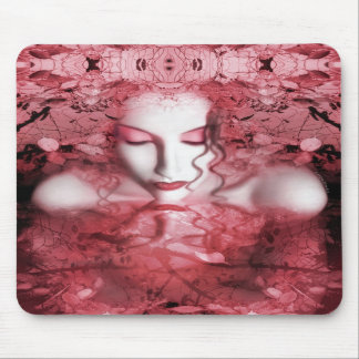 Red Autumn Mousepad