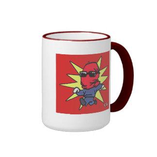 Red Avenger Mug from Good Productions