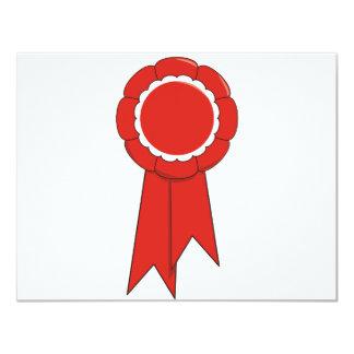 Red Award Card