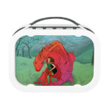Red Baby Dragon Lunchbox