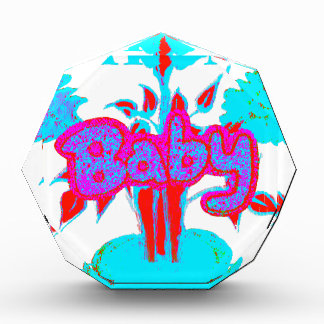 Red Baby kids plant Hakuna Matata Award