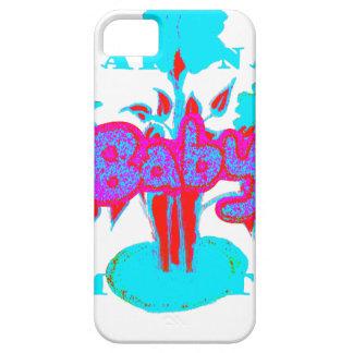Red Baby kids plant Hakuna Matata iPhone 5 Cases