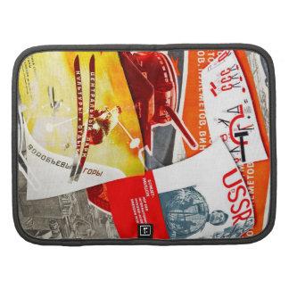 Red Bag - Rickshaw Smartphone Folio Planner