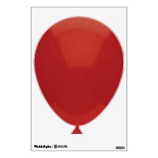 Red Balloon 2 Wall Sticker