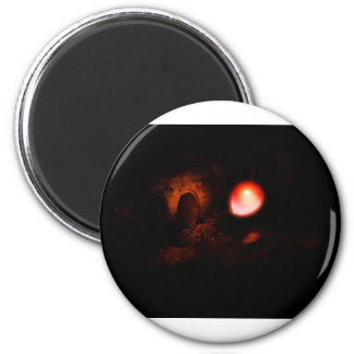 Red Balloon and Culvert2 Magnet
