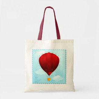 Red balloon bag