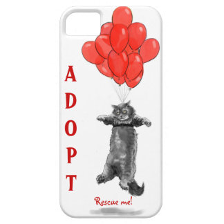 Red Balloons Rescue Me iPhone Case