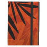 Red Bamboo - Customized Template iPad Folio Case