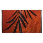 Red Bamboo - Customized Template iPad Folio Cases