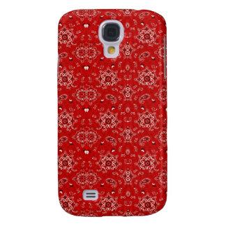 Red Bandana Speck Case 2