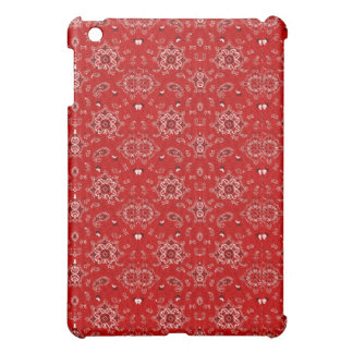 Red Bandana Speck Case 3 Case For The iPad Mini