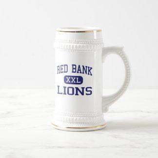 Red Bank - Lions - High - Chattanooga Tennessee Mug
