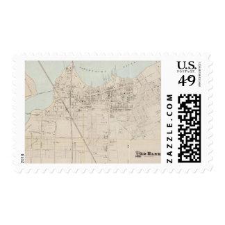 Red Bank, Ner Jersey Postage Stamp