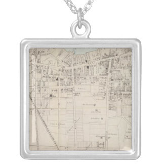 Red Bank, Ner Jersey Silver Plated Necklace