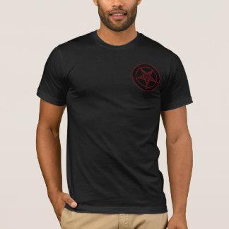Red Baphomet Pocket T-Shirt