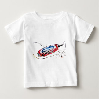 Red Barber Clippers Baby T-Shirt