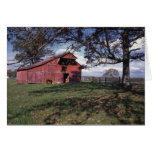 Red Barn Greeting Cards