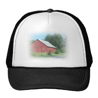 Red Barn Hats