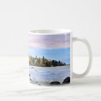 Red Barn Lake Superior, MN Mug