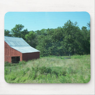 Red Barn Mousepad