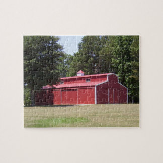 Red Barn Puzzle