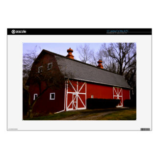 Red Barn Skins For Laptops