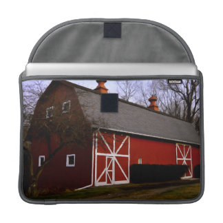 Red Barn Sleeves For MacBook Pro