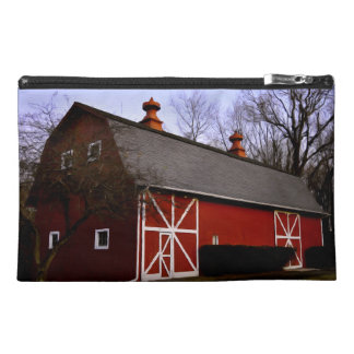 Red Barn Travel Accessories Bag