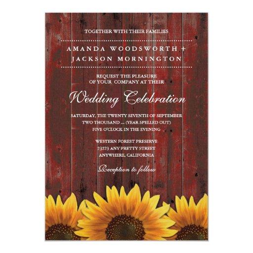 Sunflower Wedding Sunflower Baby Birthdays
