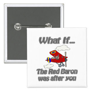 Red Baron Button