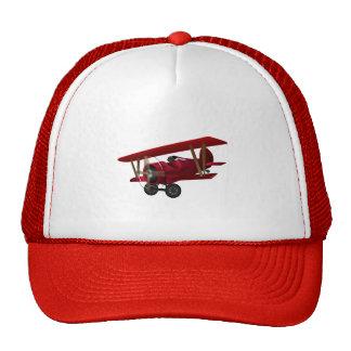 red baron mesh hats