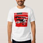 Red Baron Rocks Shirts